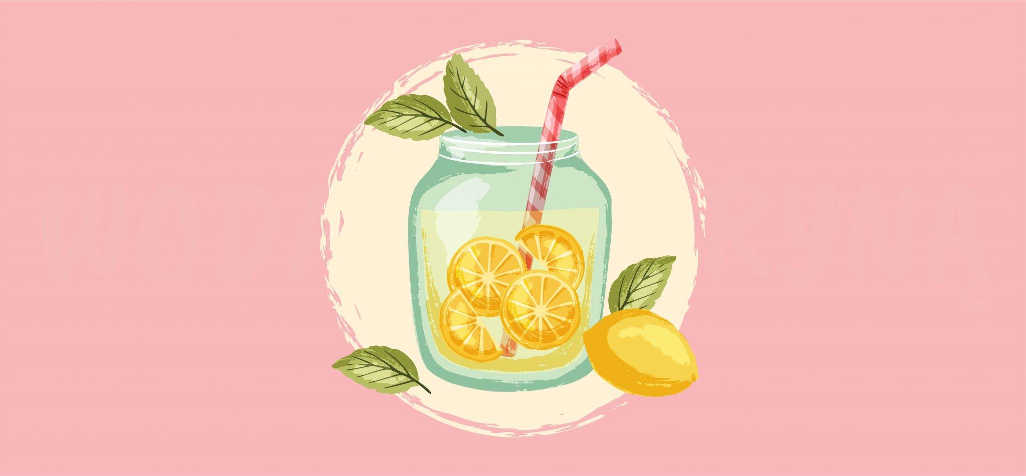 Woda z cytryną – zalety i zagrożenia