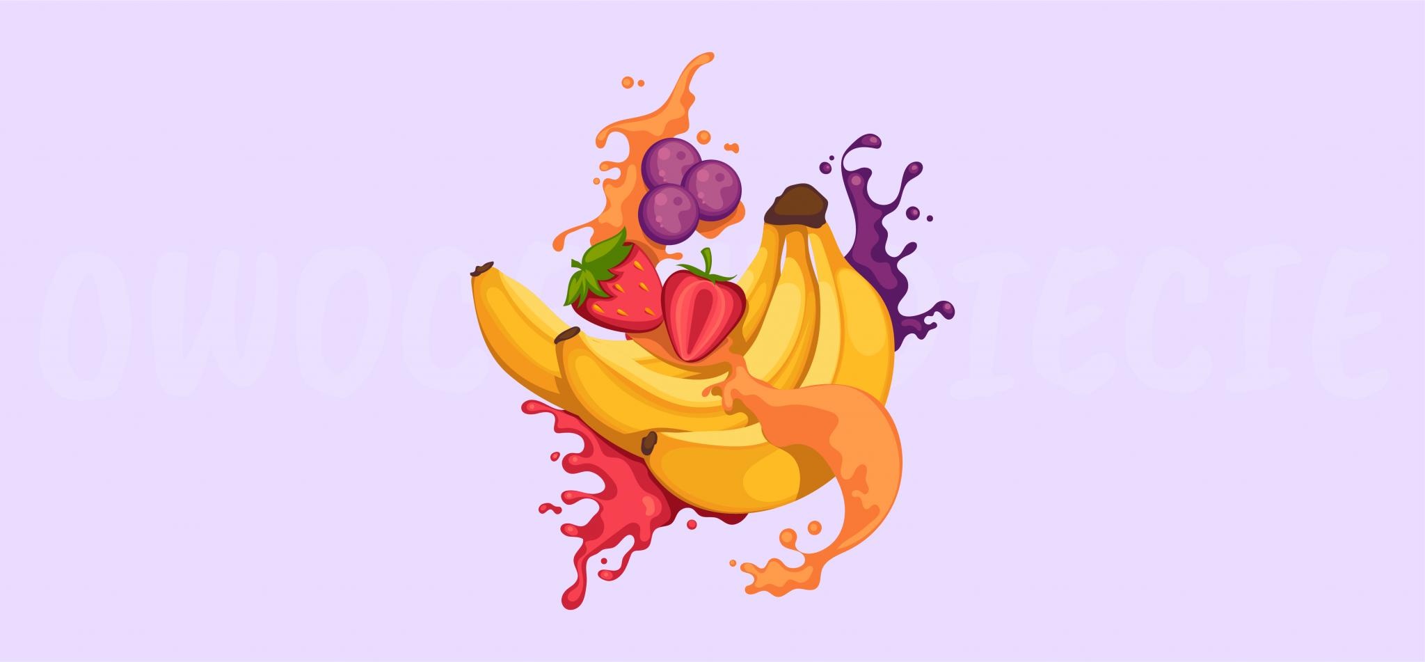 Owoce na diecie