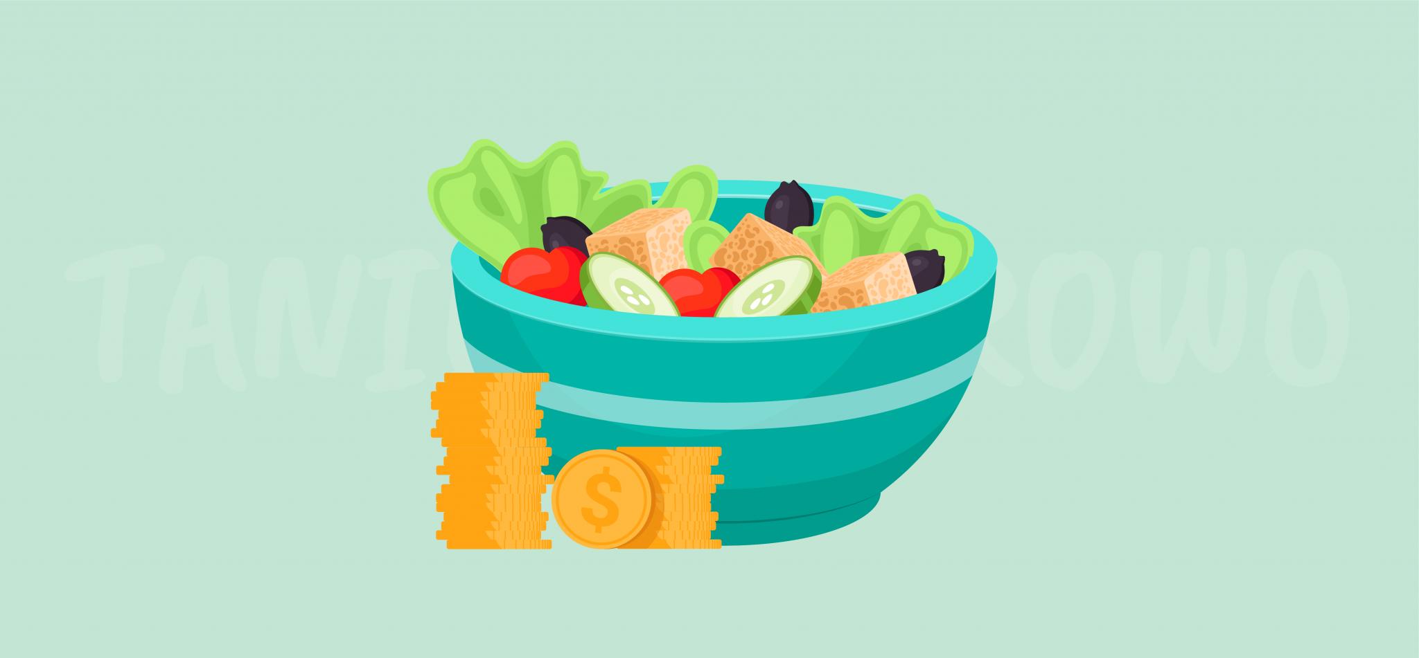 Jak jeść zdrowo i niedrogo?
