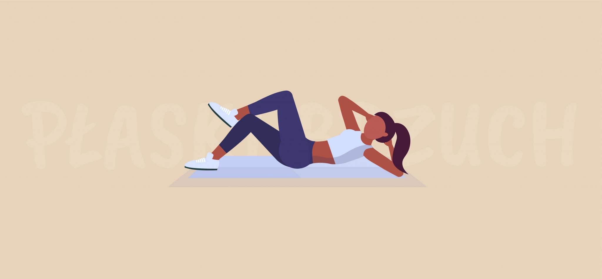 Oto najlepsze ćwiczenia na płaski brzuch