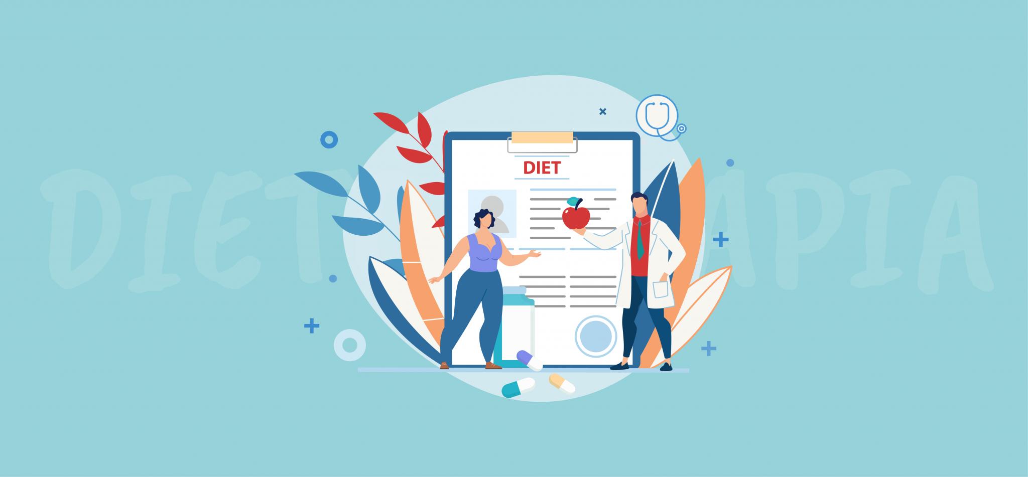 Czym jest dietoterapia?