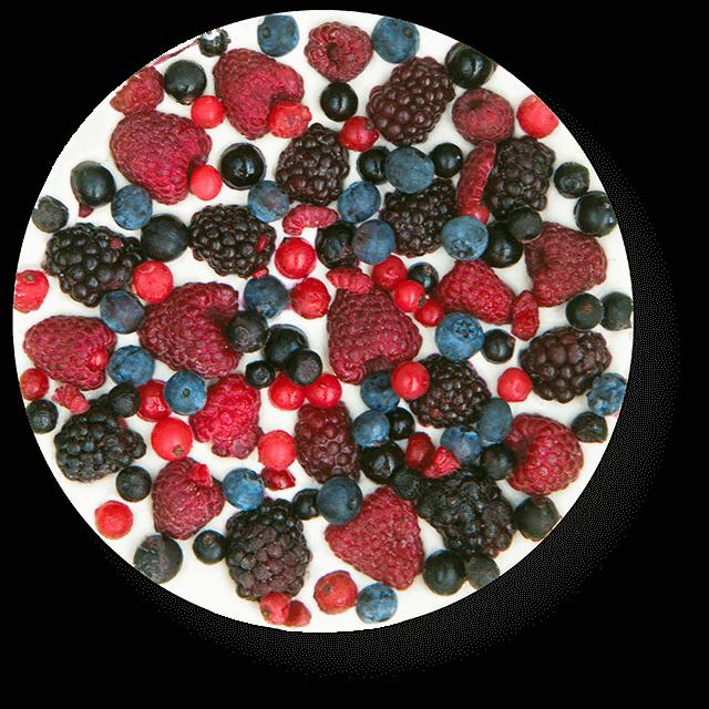 kremowe ciasto z owocami