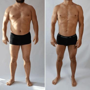 Przemek -19 kg