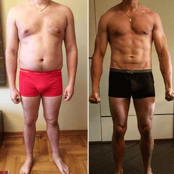 Sebastian -18 kg