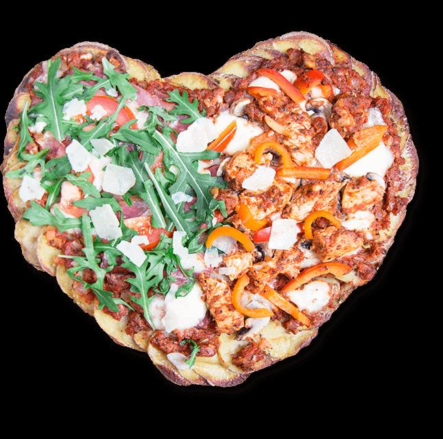 pizza walentykowa