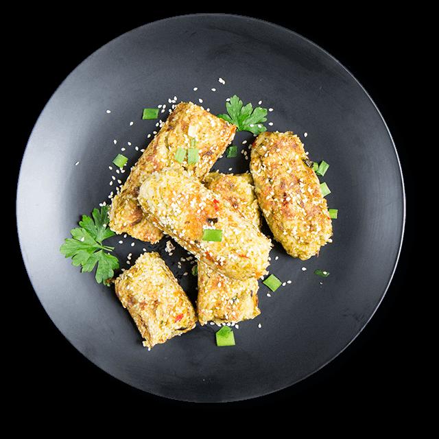 ryżowo-brokułowe kotleciki