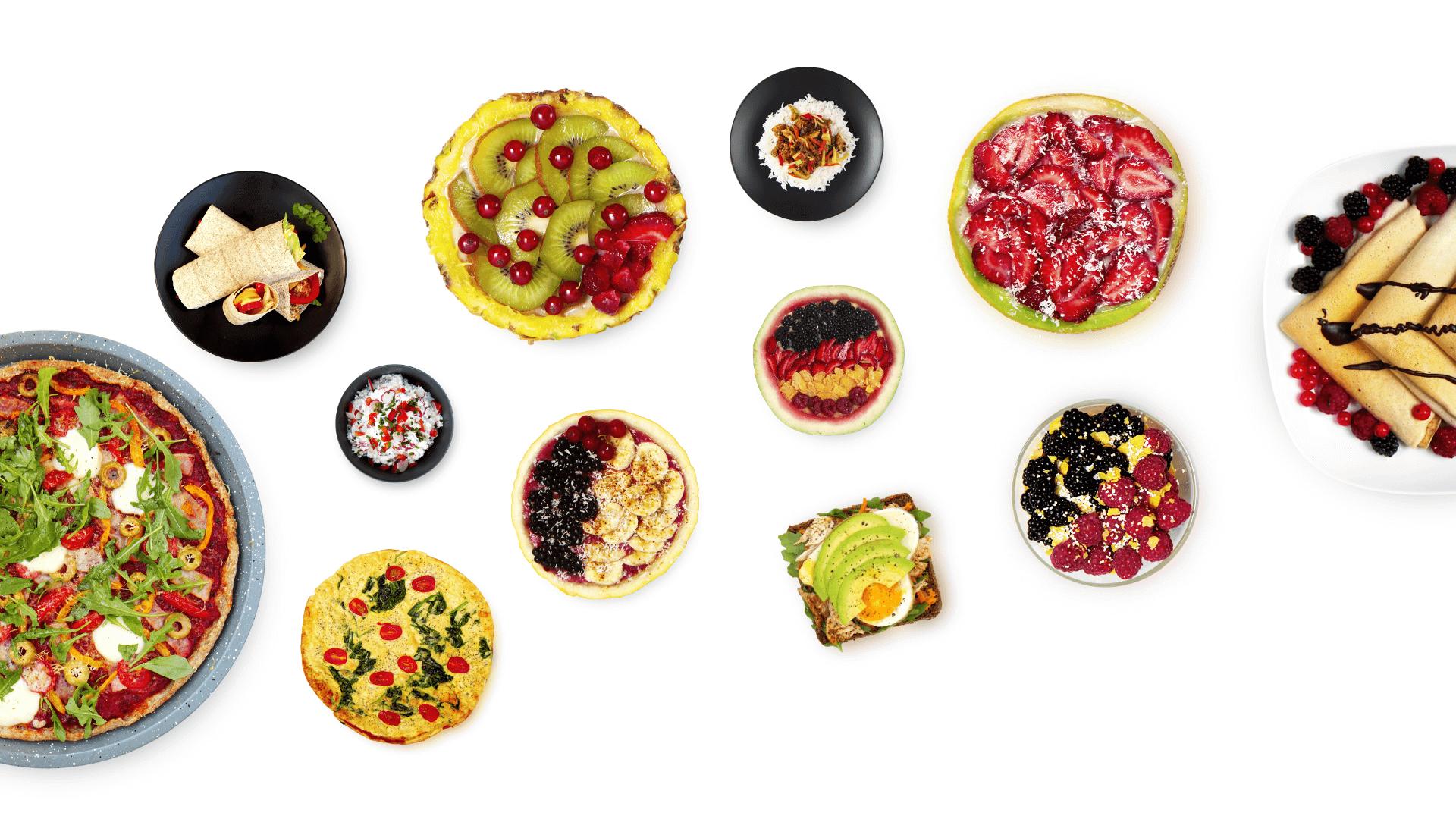 5 pomysłów na dietetyczny obiad