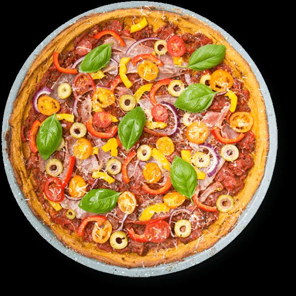 pizza z batatów