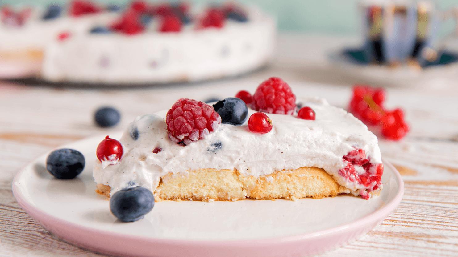 Ciasto na biszkoptach