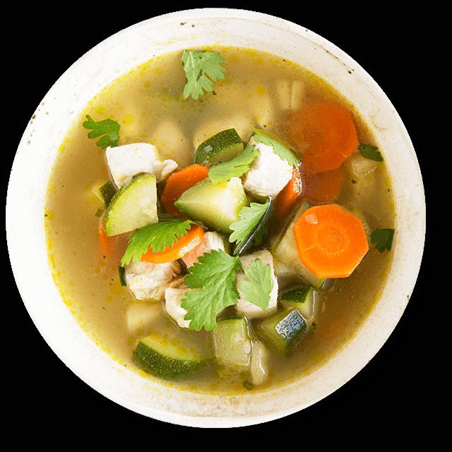 Zupa Z Cukinia I Kurczakiem Fit Przepisy Kuchnia Wrzoska
