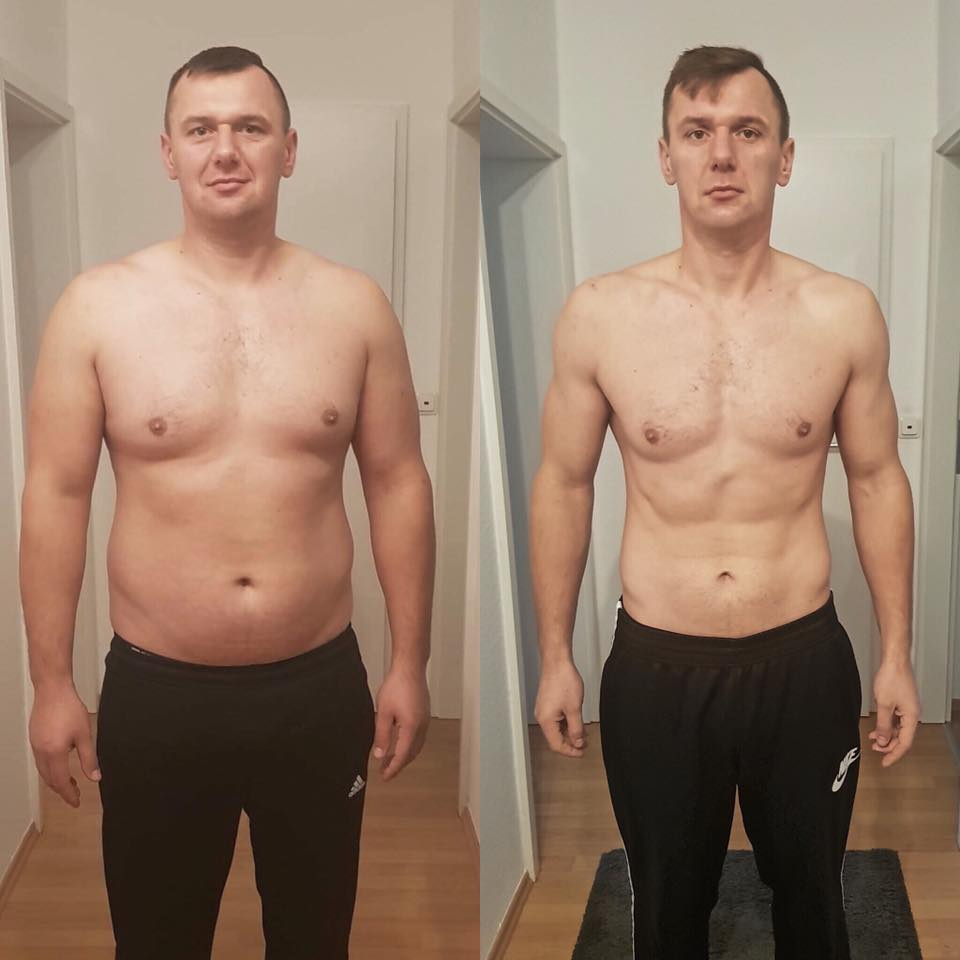 Piotr -17 kg
