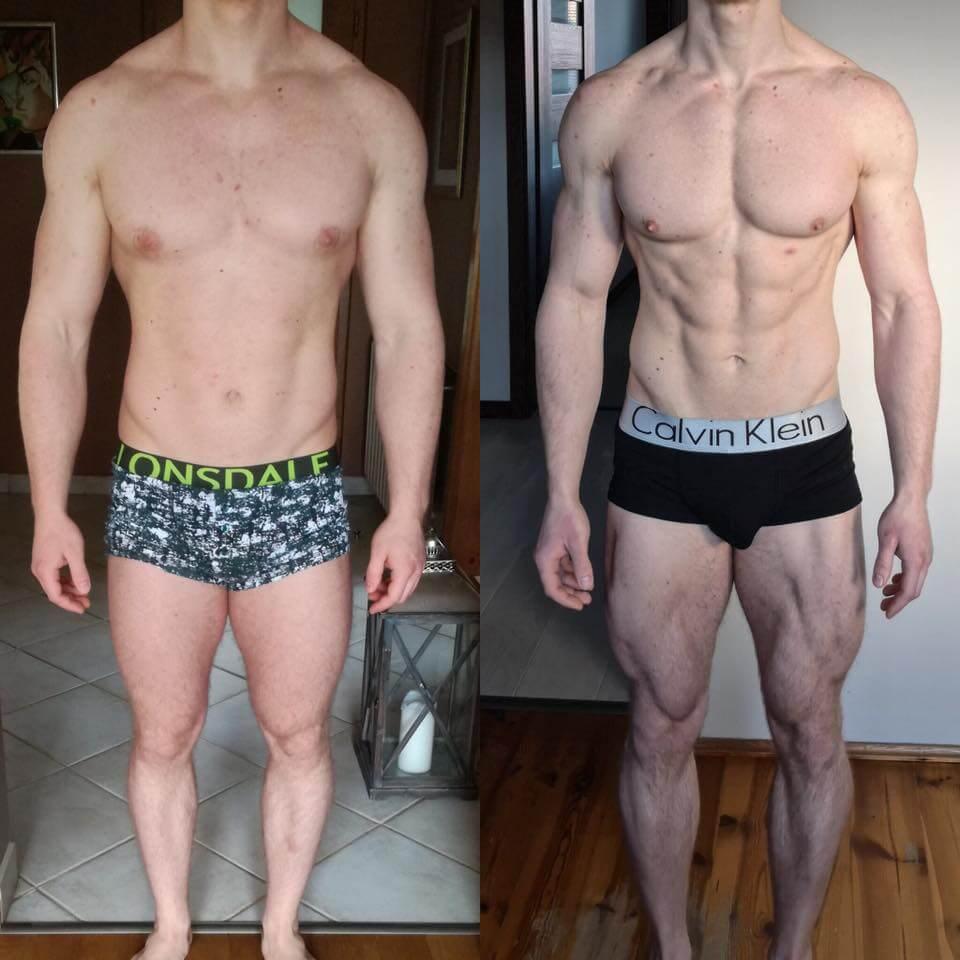 Marcin -13 kg