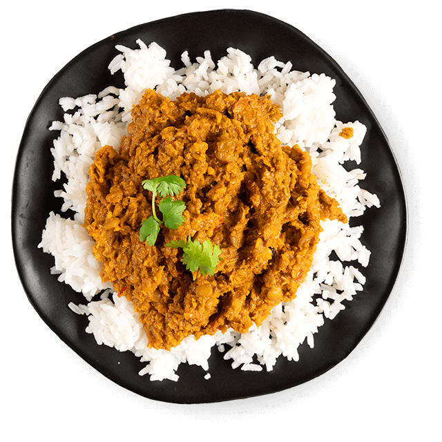 curry z soczewicy