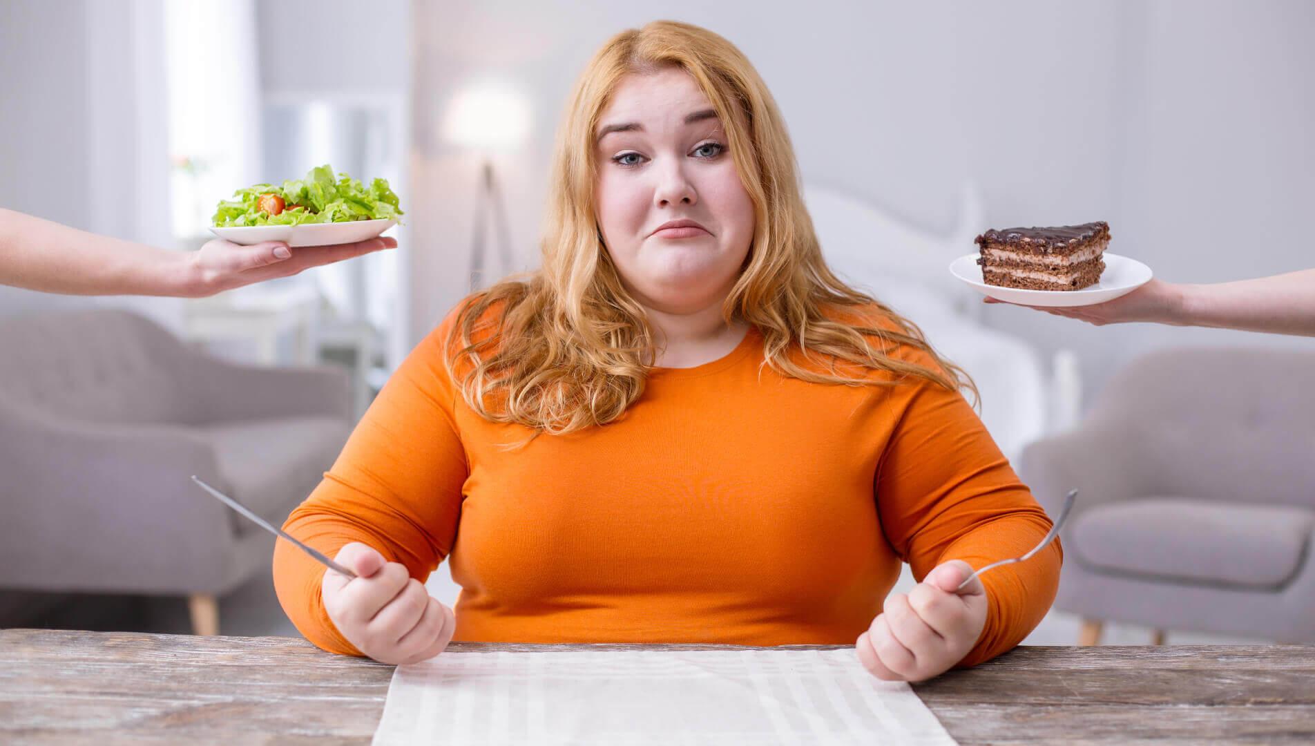 Czy otyłość zaczyna się w głowie?