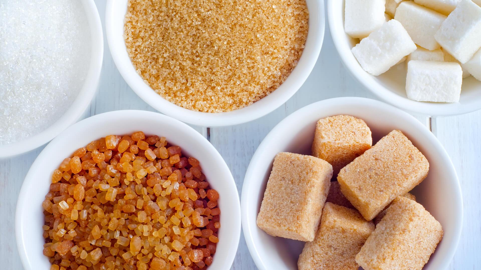 Czym zastąpić cukier?