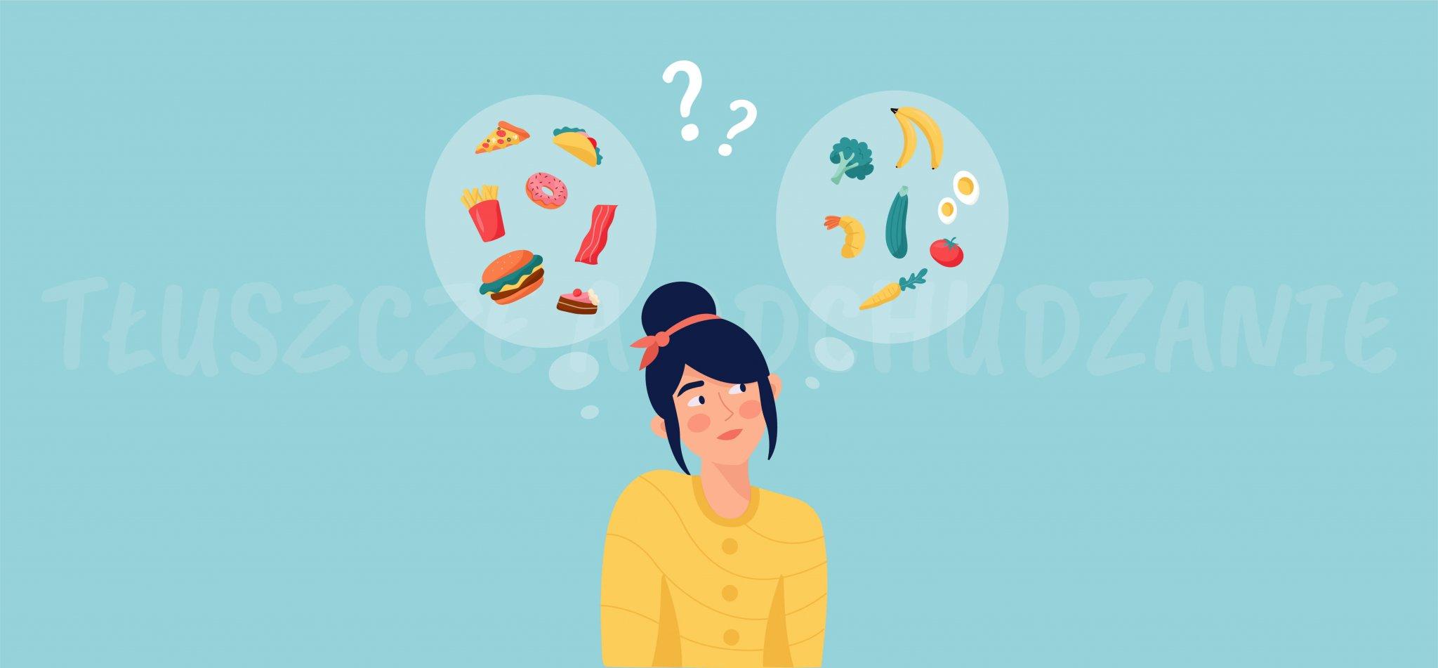 Tłuszcze a odchudzanie – fakty i mity