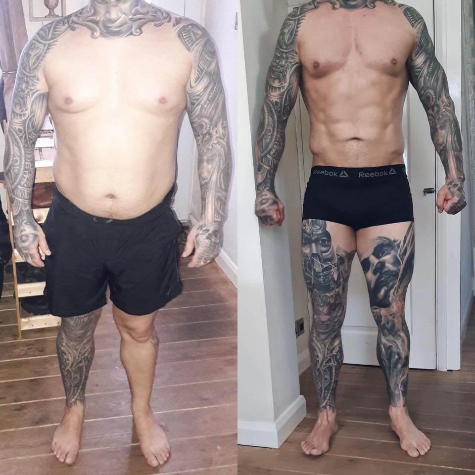Tomasz -24 kg