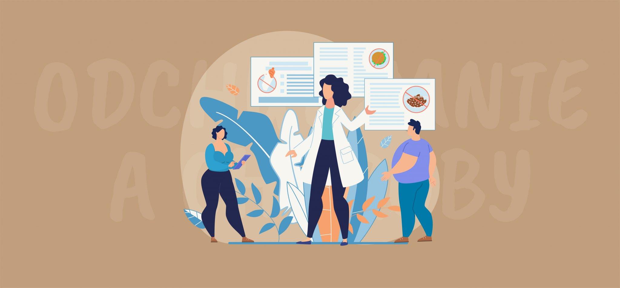 Choroby utrudniające odchudzanie