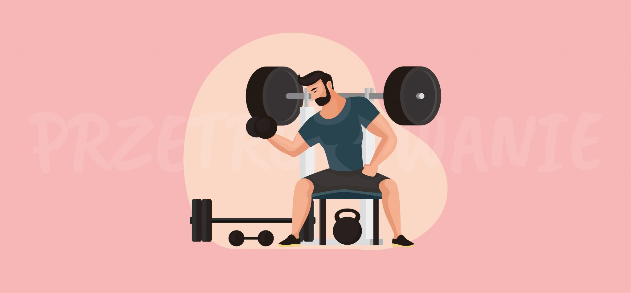 Czy można przetrenować mięśnie?