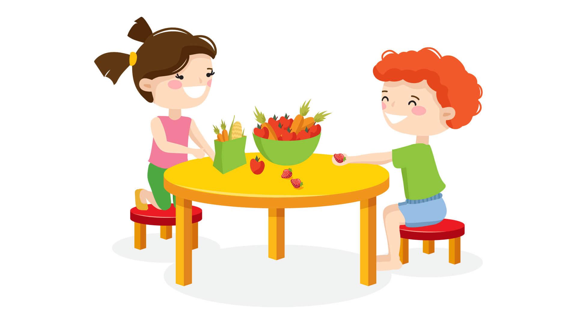 Jak kształtować prawidłowe nawyki żywieniowe u dzieci?
