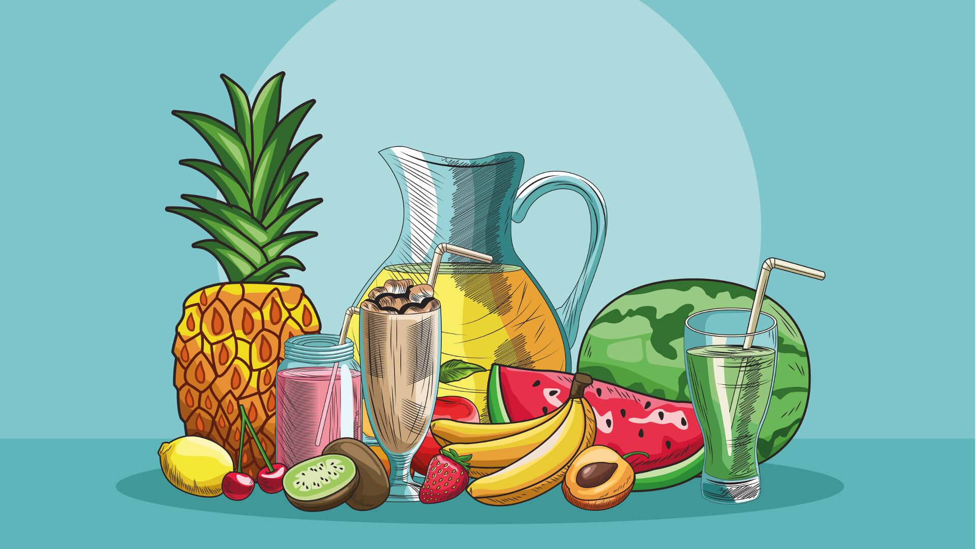 Co pić na diecie?