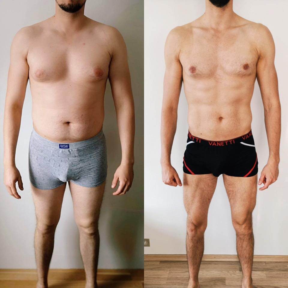 Damian -19 kg