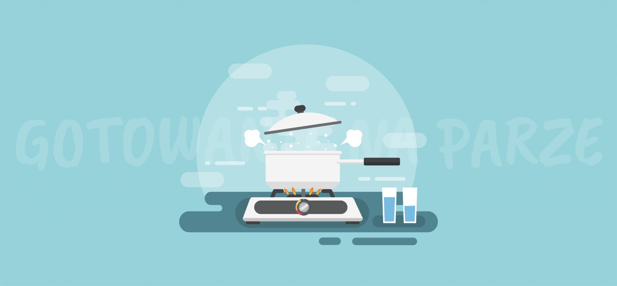 Gotowanie na parze – korzyści, najważniejsze informacje