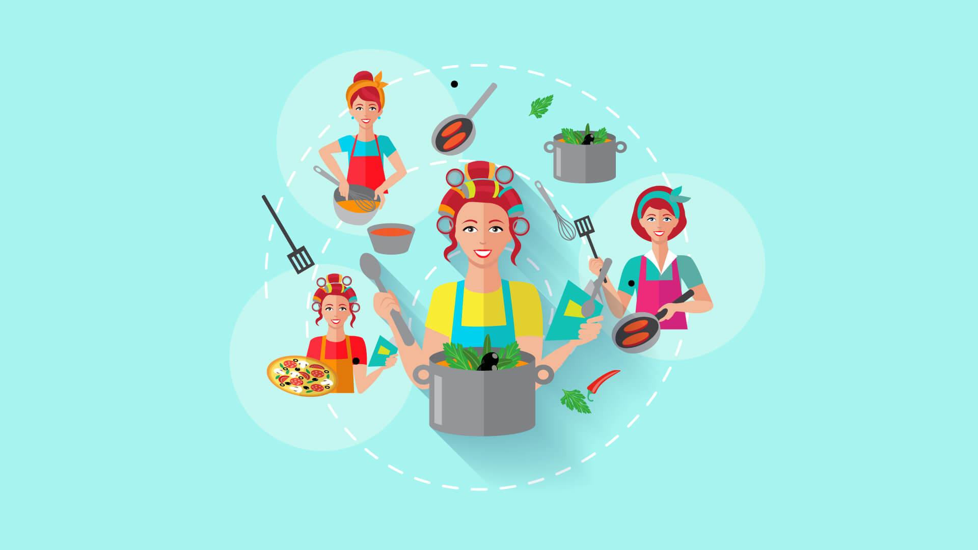 Jak jeść zdrowo, nie tracąc czasu w kuchni