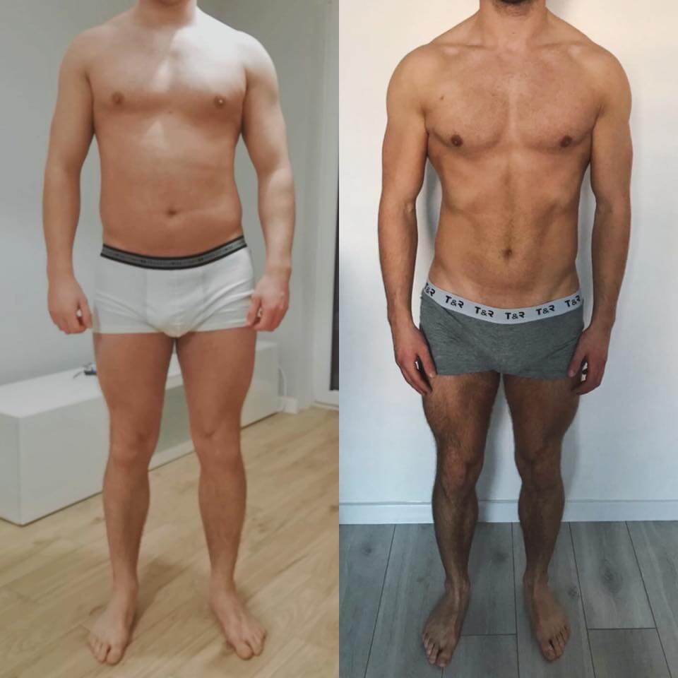 Mariusz -13 kg