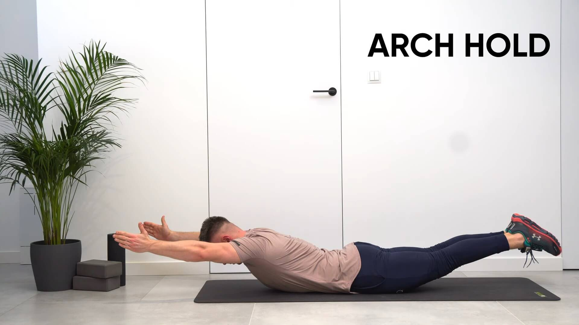 Arch hold