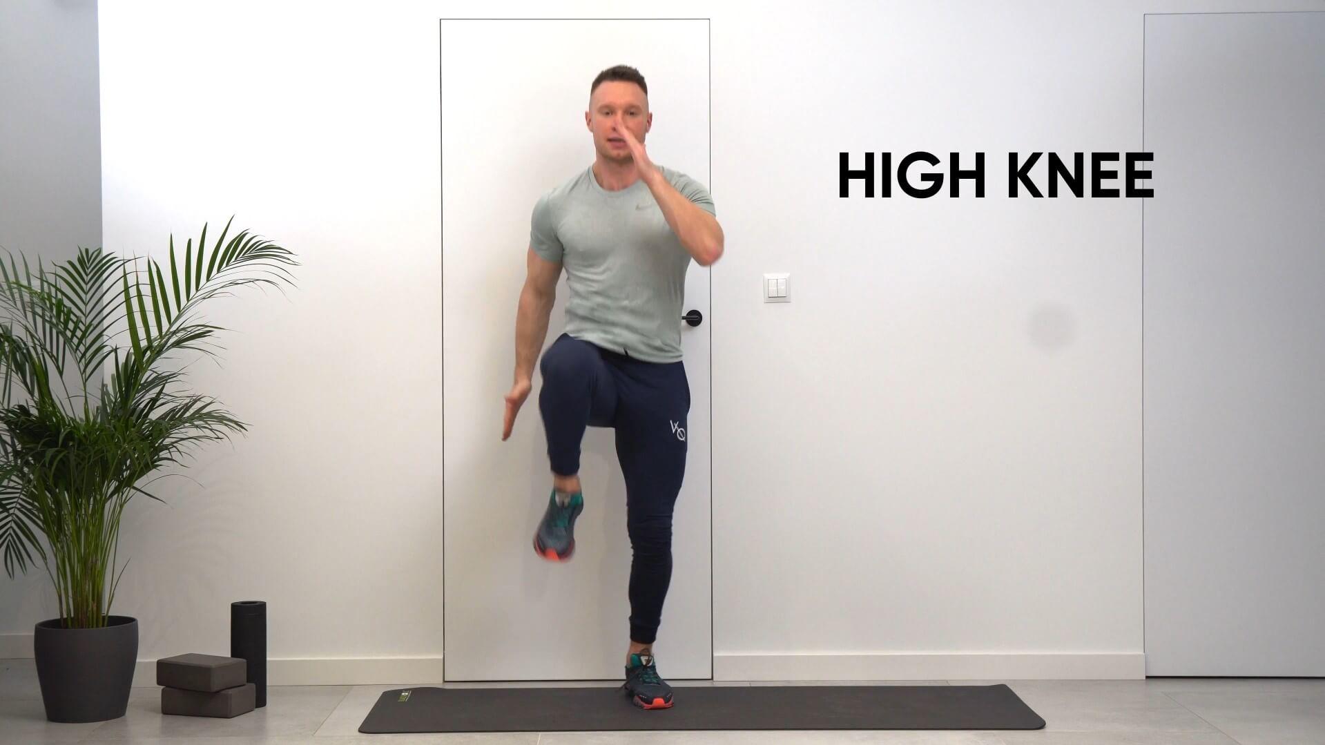 High knee