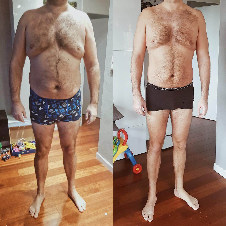 Patryk -31 kg
