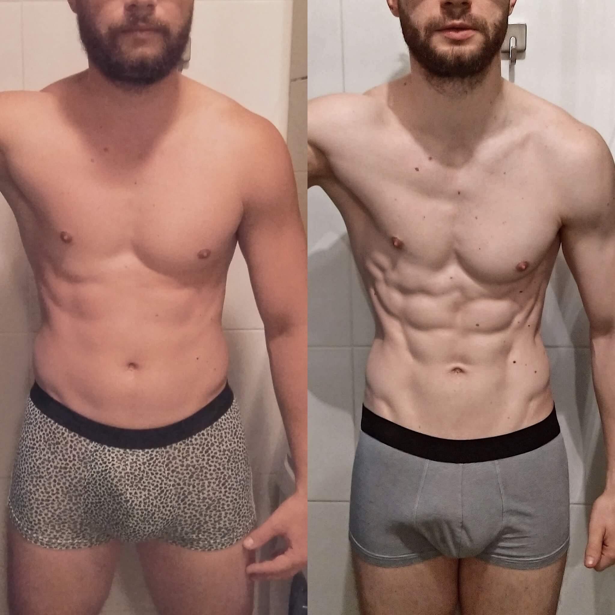 Michał -13 kg
