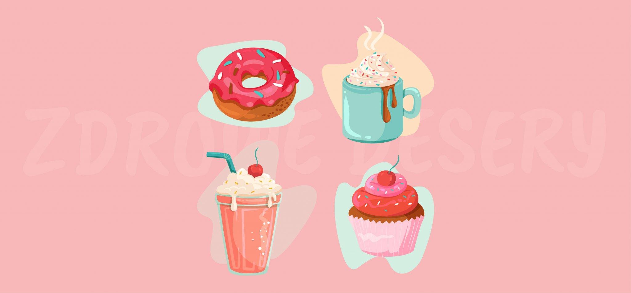 Najlepsze pomysły na zdrowe desery