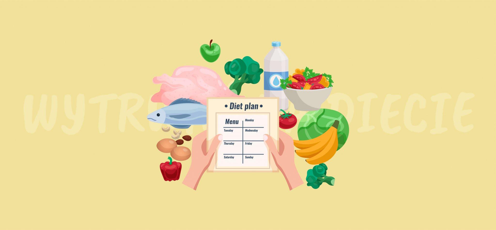 Jak wytrwać na diecie?