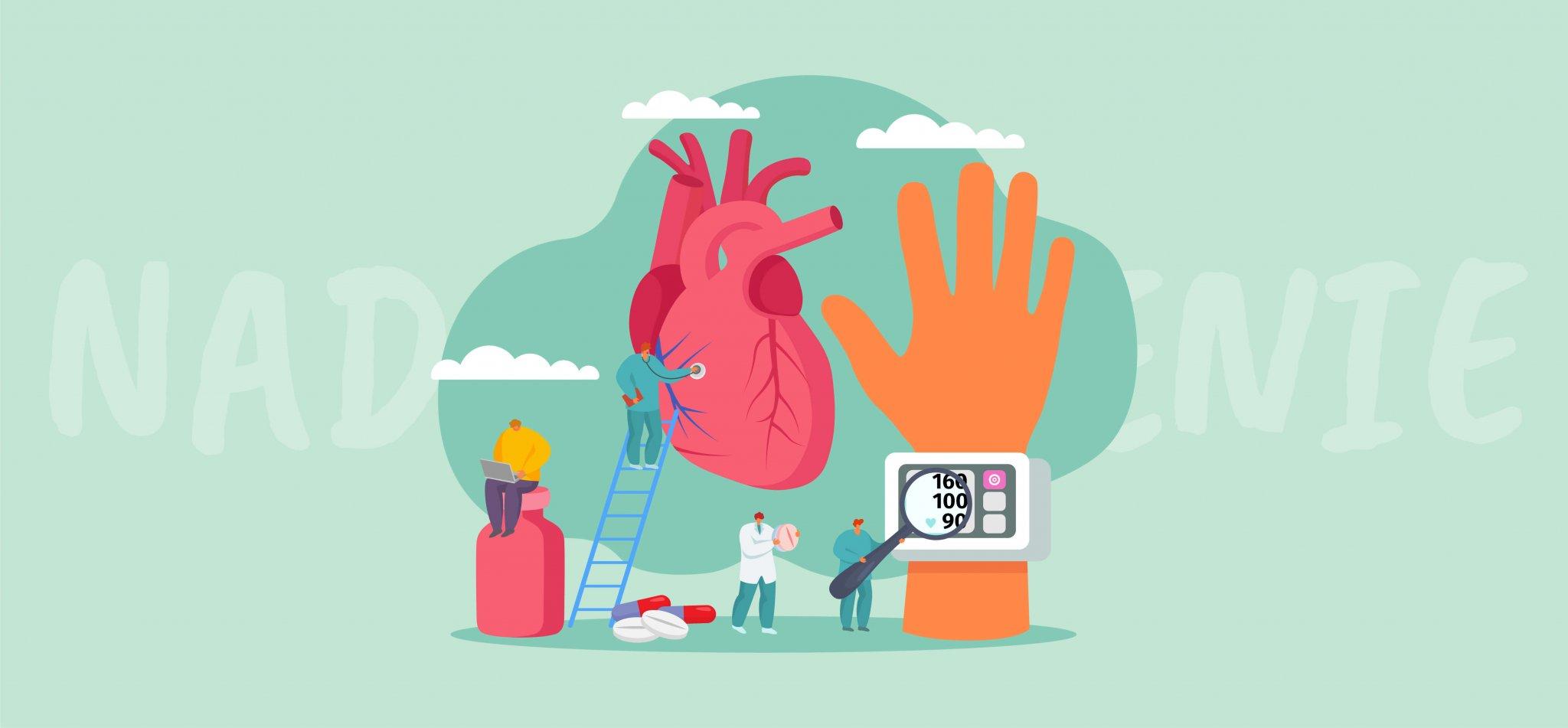 Dieta i sport w nadciśnieniu