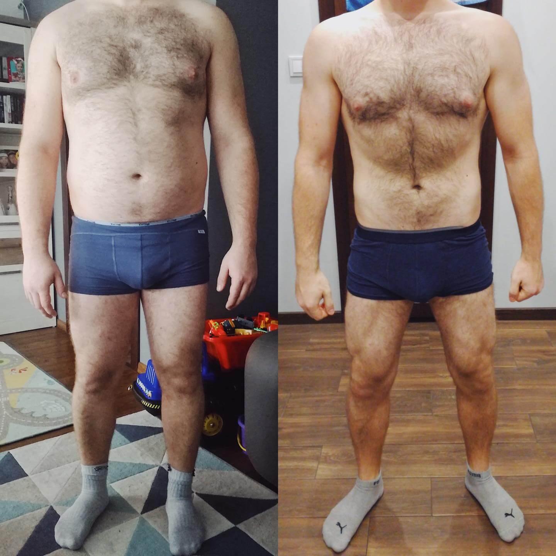 Marcin -27 kg