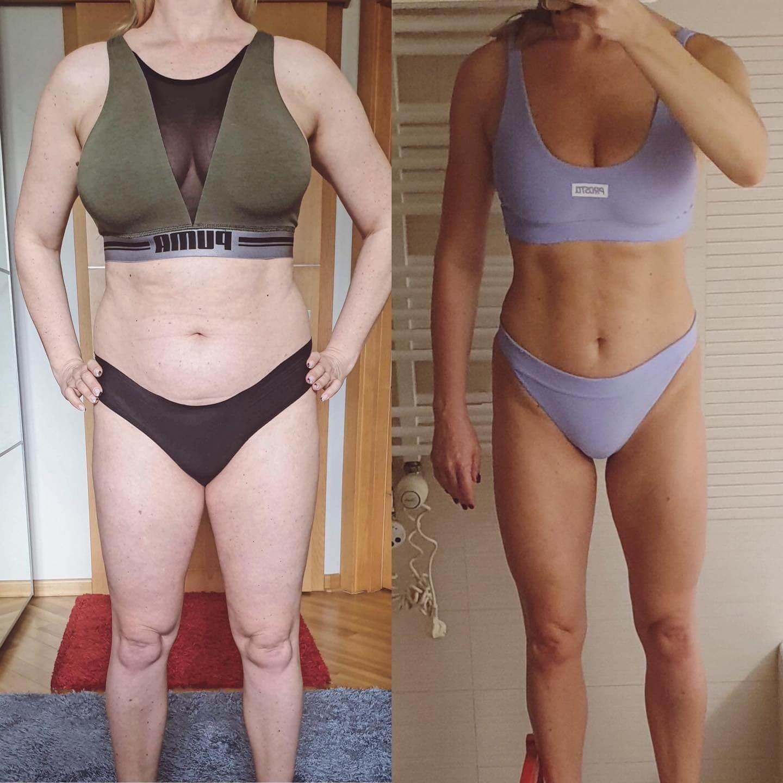 Agnieszka -12 kg