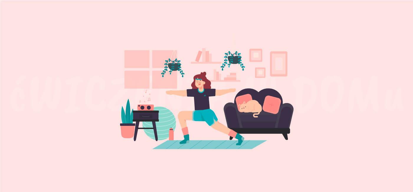 Ćwiczenia w domu – wszystko, co należy wiedzieć