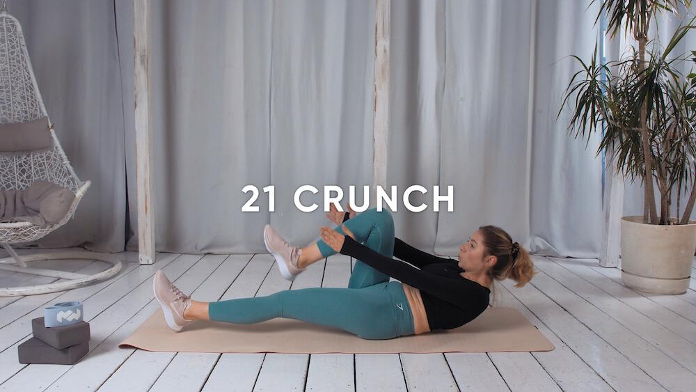 21 crunch