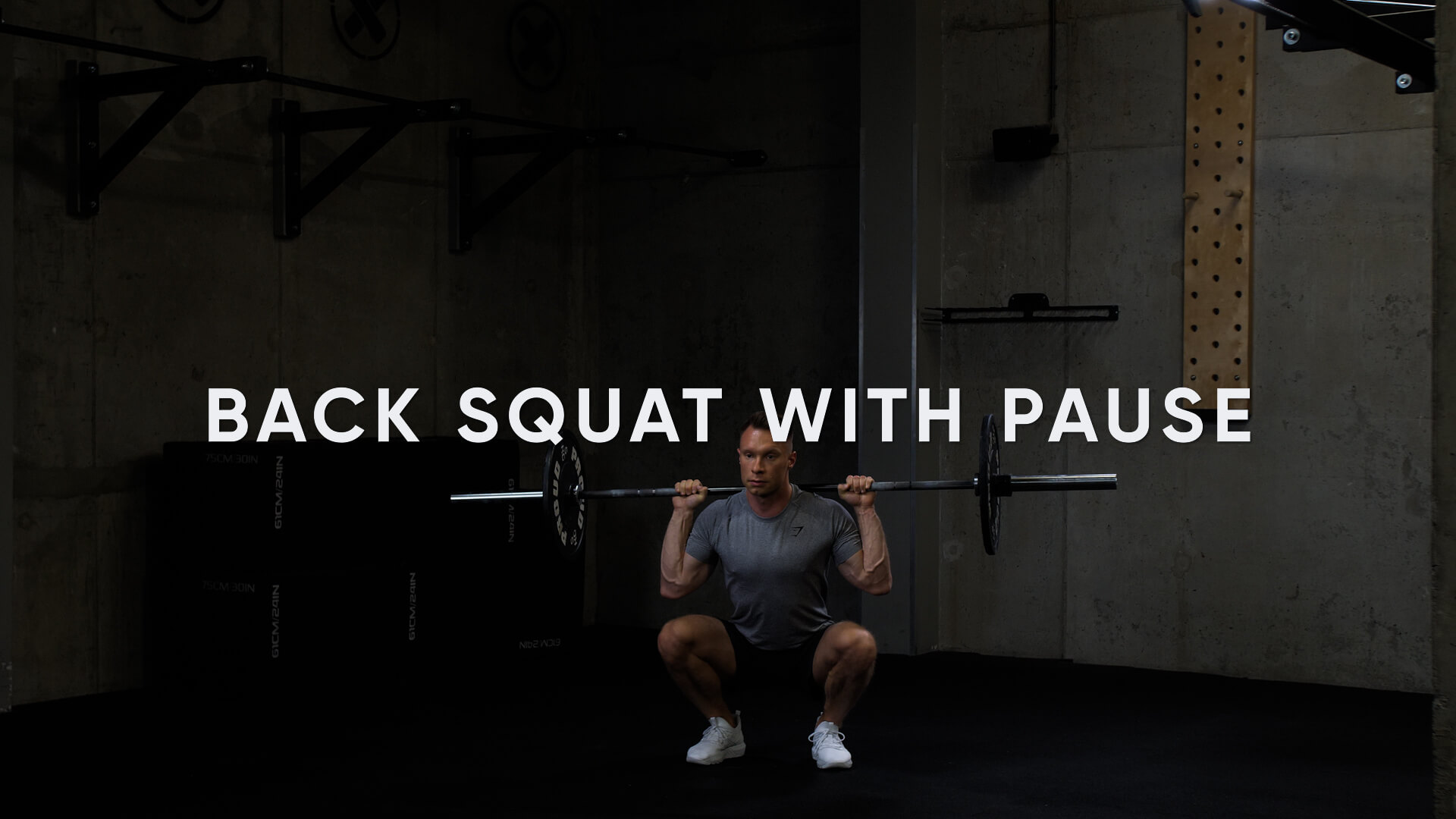 Back Squat with Pause