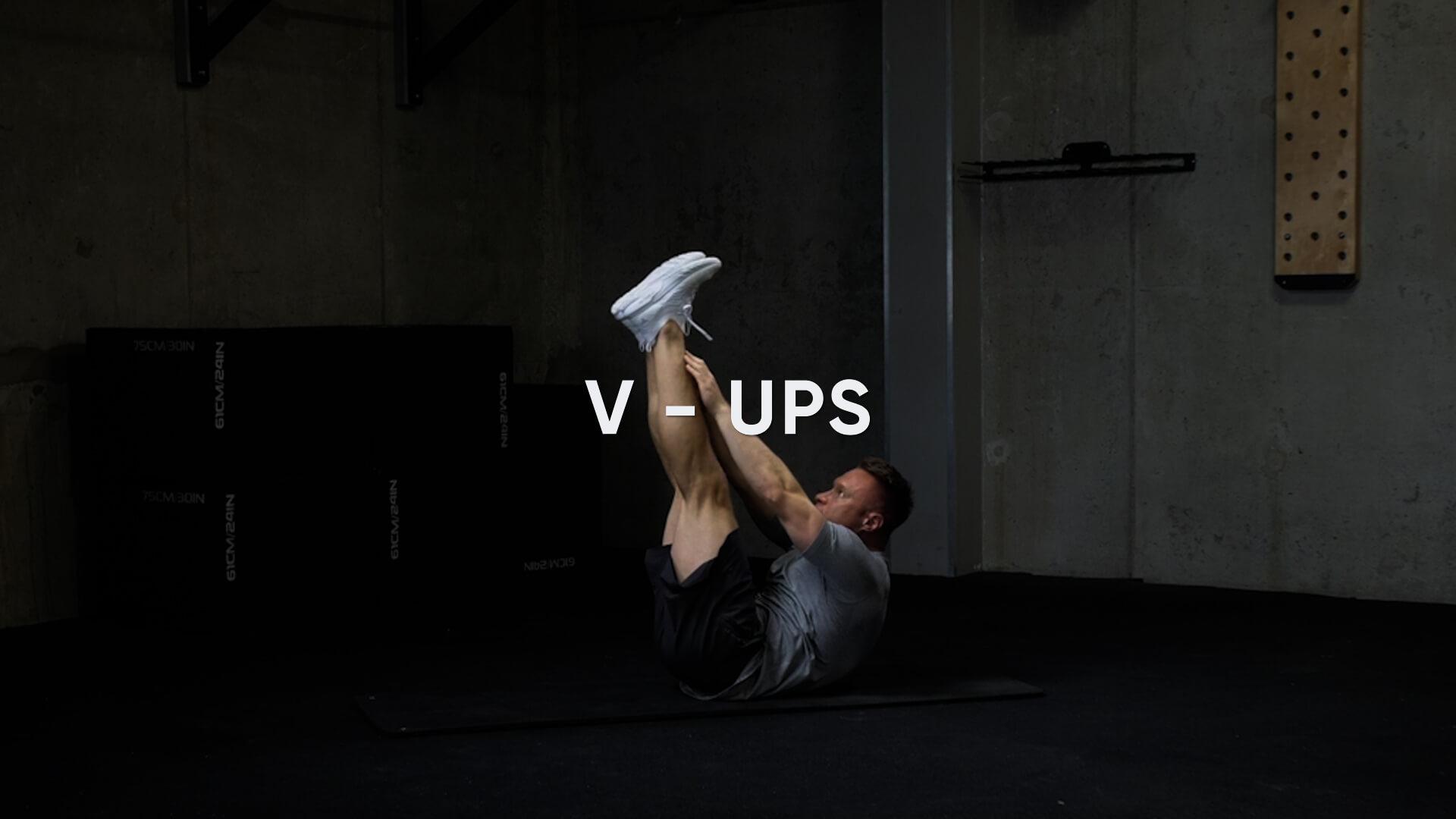 V-Ups