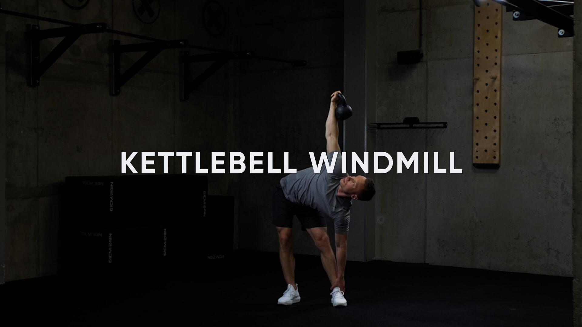 Kettlebell Windmill