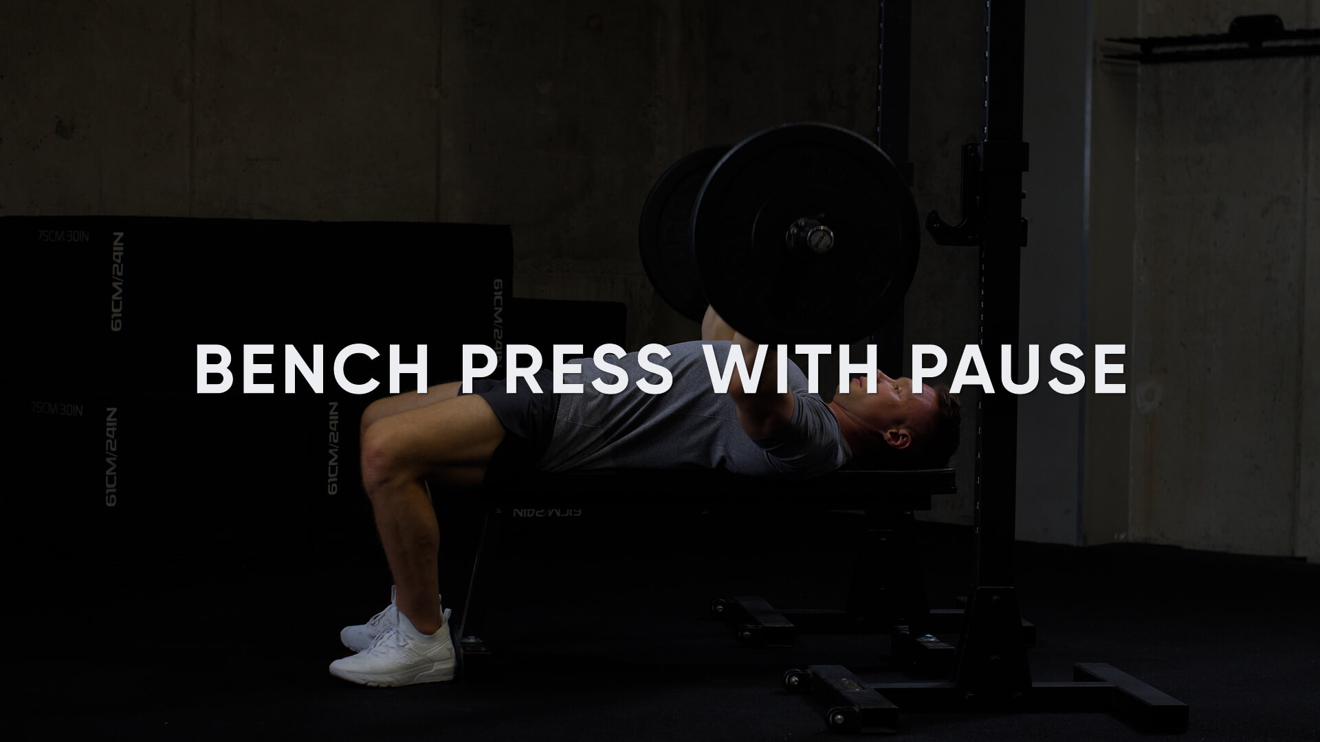 Bench Press with Pause