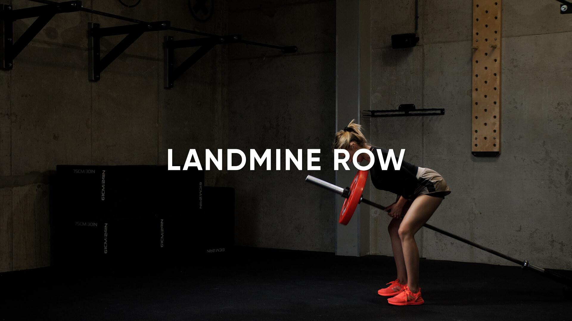 Landmine Row