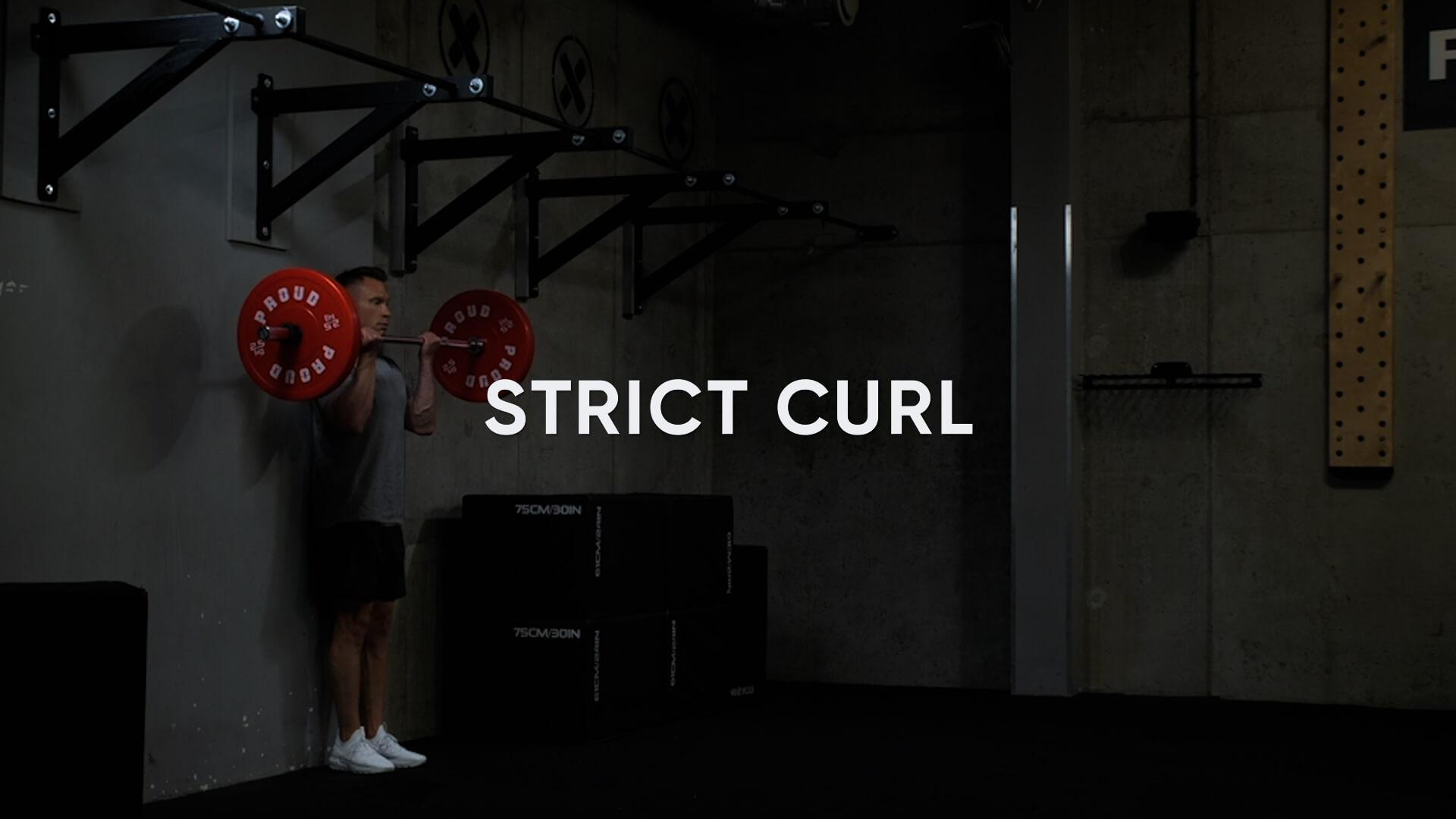 Strict Curl