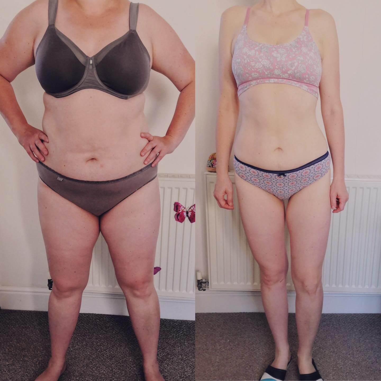 Justyna -28 kg